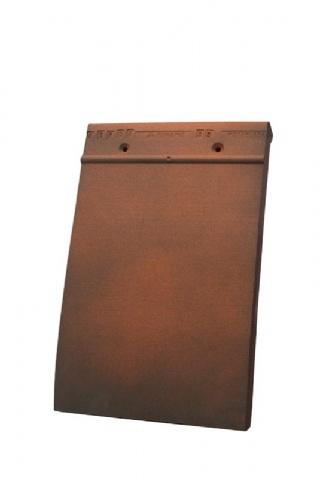 Tuile plate 301 rustique 872 for Koramic tuiles prix